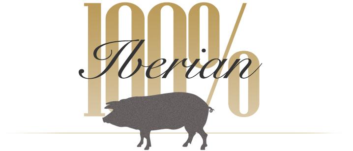 100% Iberian